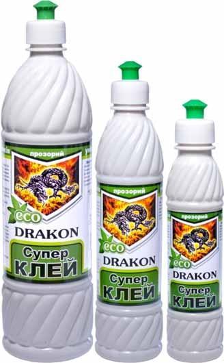 Клей на водной основе «Eco Drakon» / «Эко Дракон»