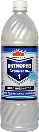 Антифриз - Пластификатор «Строитель - 1» Добавка для бетона и растворов