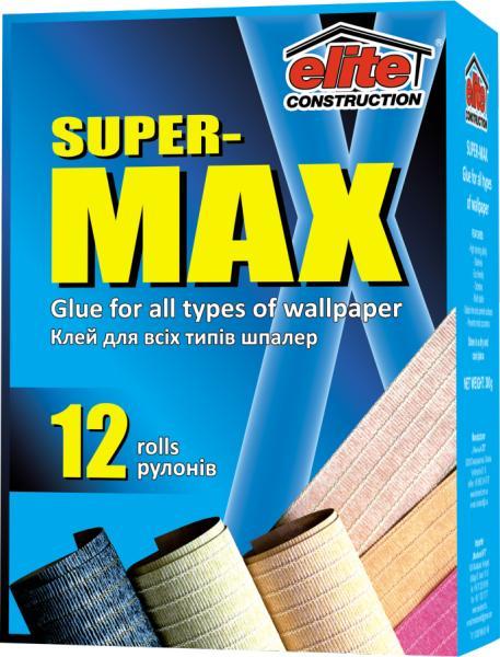 """Клей для обоев """"Super - Max"""""""