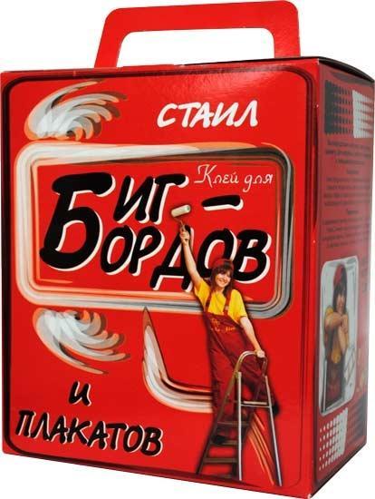 """Клей """"СТАЙЛ"""" для бигбордов и плакатов"""