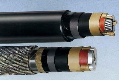 Кабель ААШв-10 силовой высоковольтный