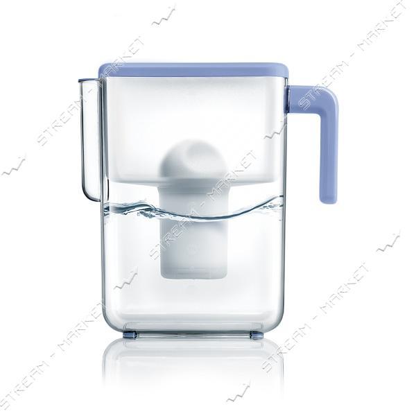 Кувшин для воды ECOSOFT Dewberry Slim 3.3 л с кассетой