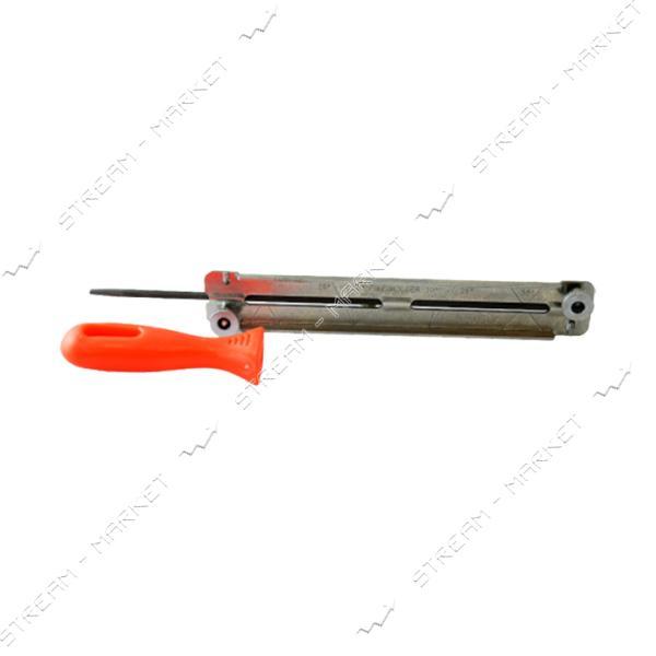 Напильник с планкой и ручкой пластик Китай d4.8мм (BP-23А)