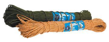 Веревка хозяйственная  плетёная с наполнителемВ-20 (3 мм, 15 м)