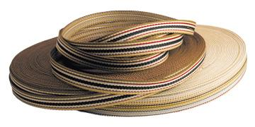 Лента ковровая жесткая 25 мм, 50 м