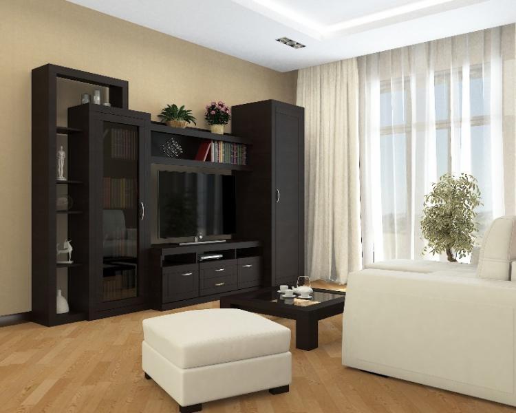 Фото Стенки и мебель для гостиной  Гостиная Джелани-3 (ВВР)