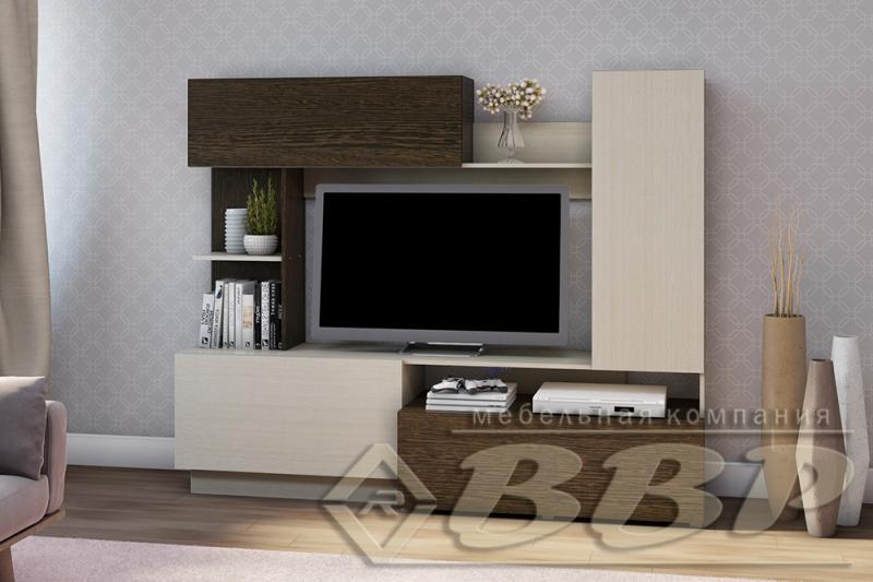 Фото Стенки и мебель для гостиной  Стенка/ТВ тумба Лидер-8 (ВВР)