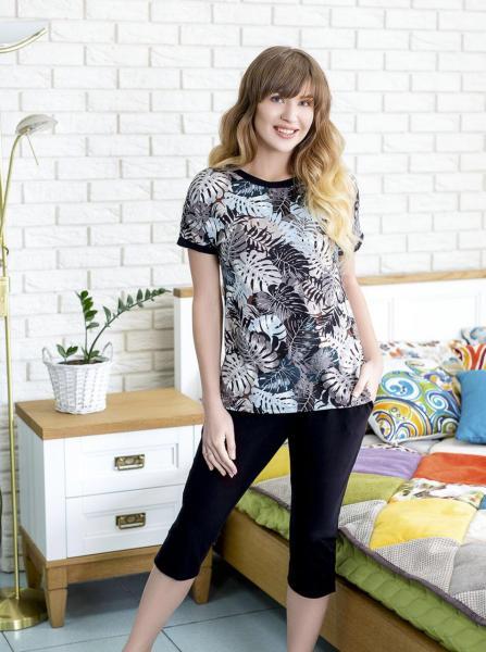 Фото Повседневная одежда женская Комплект с бриджами Tropic