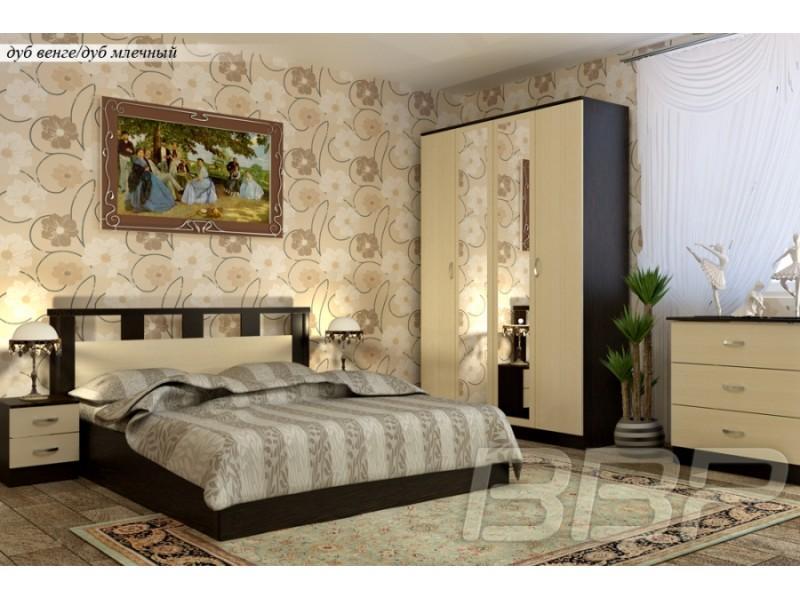 Фото Кровати, Кровати двуспальные Кровать Европа 1,4 м (ВВР)