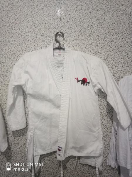 Кимоно для единоборств 120-130