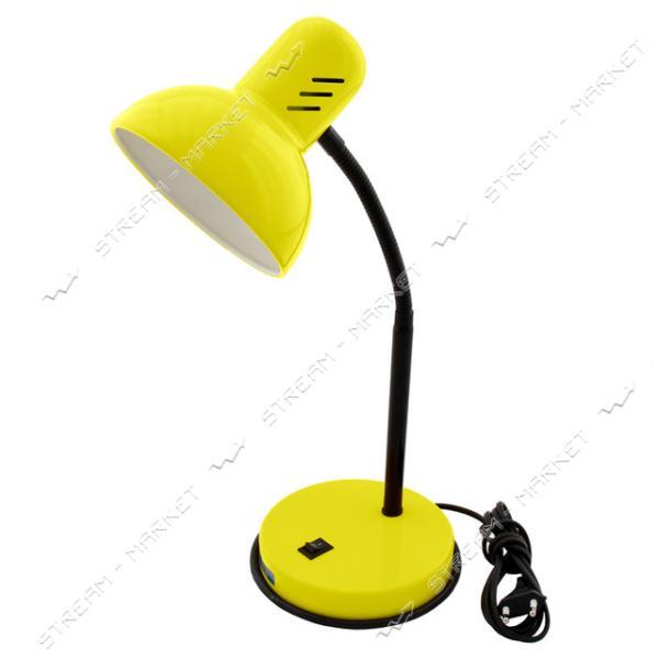 Светильник настольный 'Лимон' (Лимонный) E27
