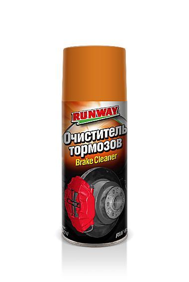 Очиститель тормозов Runway RW6121 400 мл аэрозоль