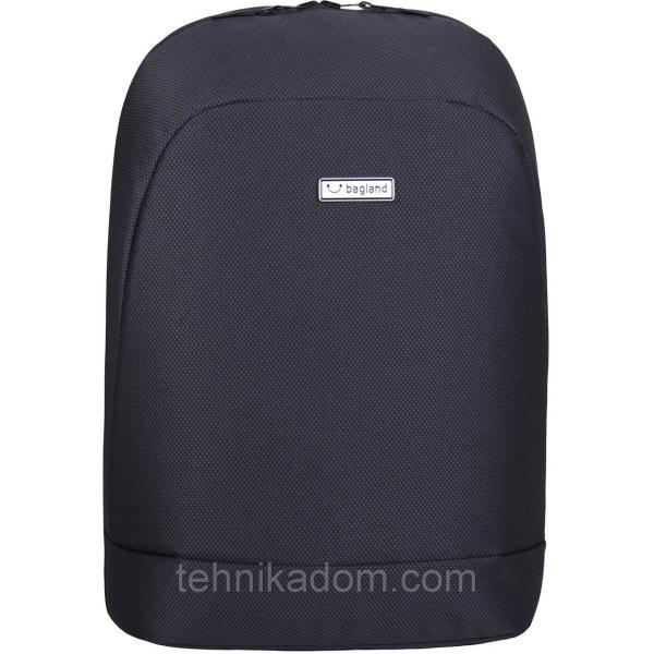 Украина Рюкзак для ноутбука Bagland Advantage 23 л. Чёрный (00135169)