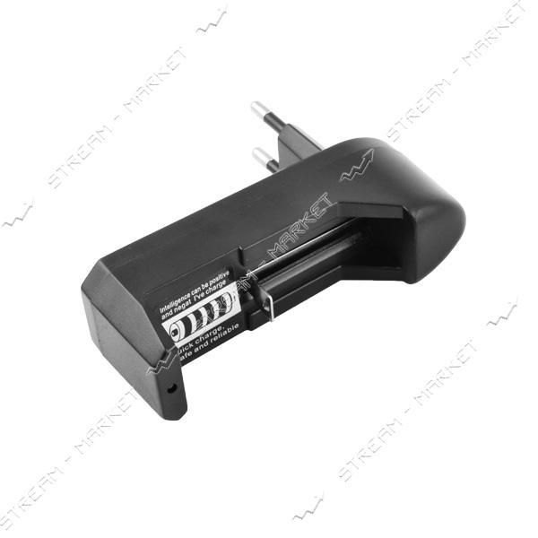 Зарядное устройство HD-0688 1х18650 евро вилка