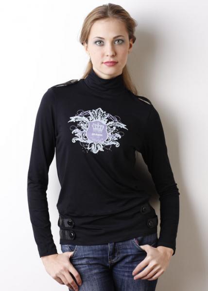 246 Пуловер женский / 246 Пуловер женский (96, Черный)