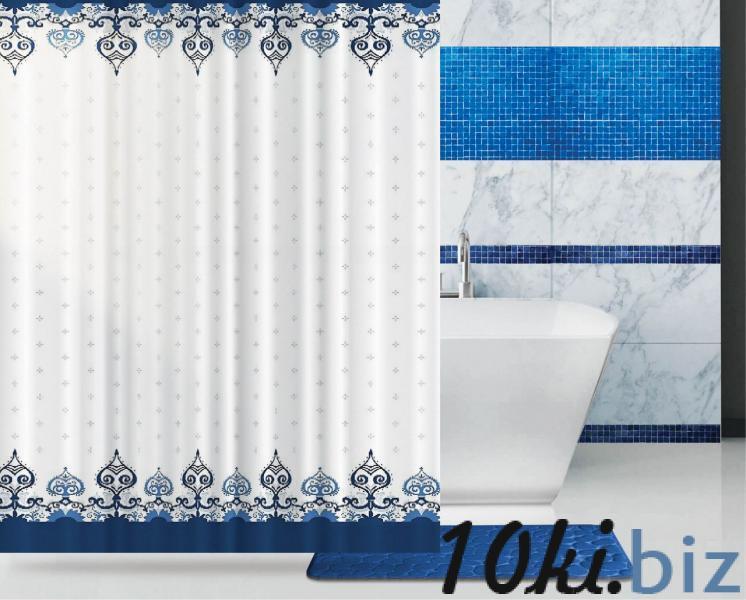 Штора для ванной Vostok Шторки и занавески для ванной и душа в России