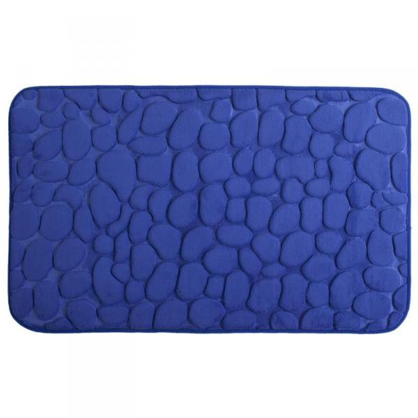 Коврик для ванной Luxury/синий