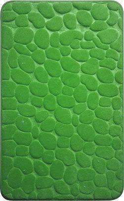 Коврик для ванной Luxury/зелёный