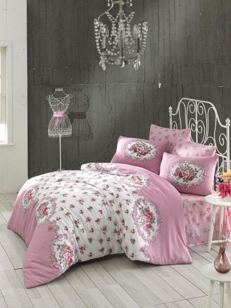 Комплект постельного белья Цветочное барокко