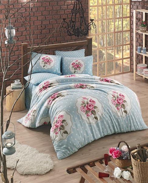 Комплект постельного белья Цветочный уют