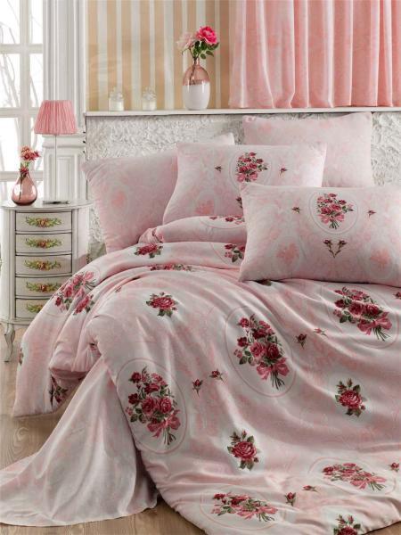 Комплект постельного белья Букетики