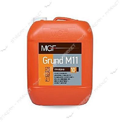 Грунт строительный акриловый глубокого проникновения MGF GRUND M11 1л
