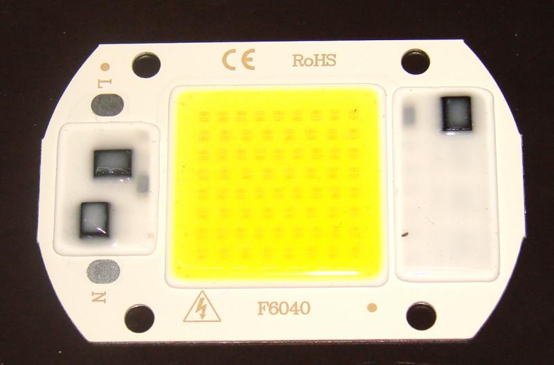 Светодиод 220 V 20 W Бренд PARKSON чип Epistar прожектор освещение