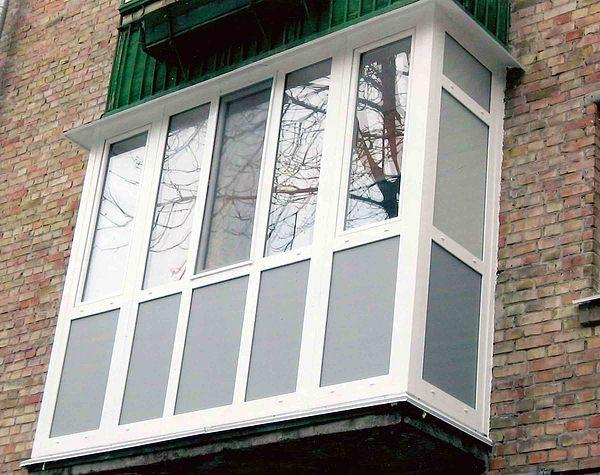 Остекление балконов, лоджии, установка, монтаж, изготовление. Застеклим балкон, лоджию  холодной алюминиевой системой