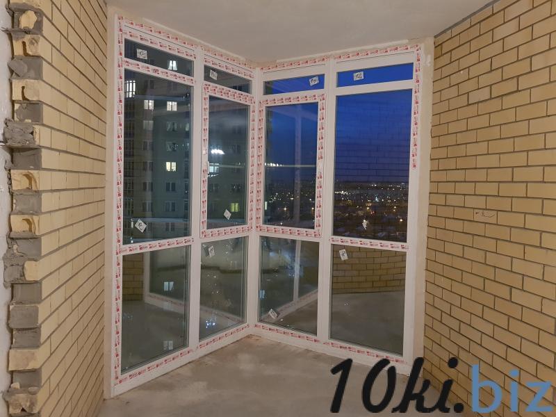 Пластиковые окна, двери балконные, французское окно, установка, монтаж, изготовление.  Услуги по строительству в России