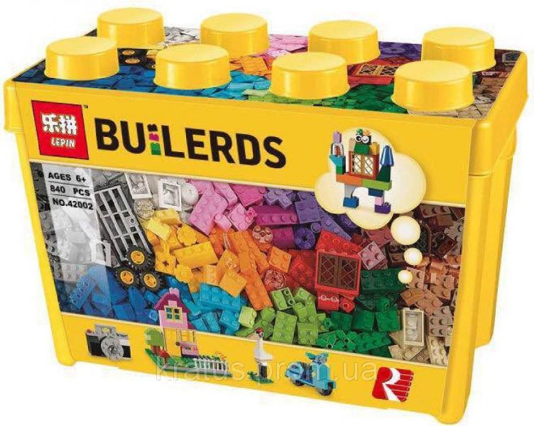 42002 Конструктор Lepin Большая строительная коробка (аналог Lego Classic 10698)