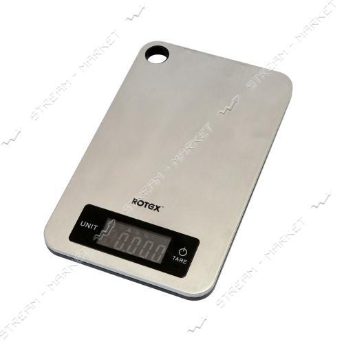 Весы кухонные Rotex RSK21-P 5кг
