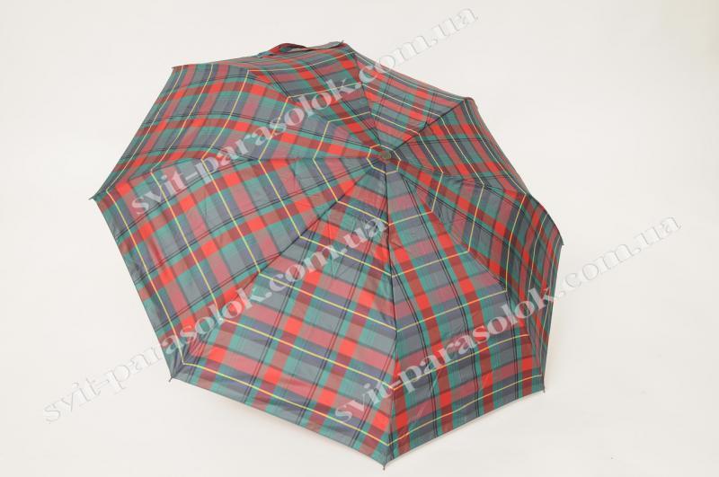 Женский зонт Zest 53942-1 клеточка