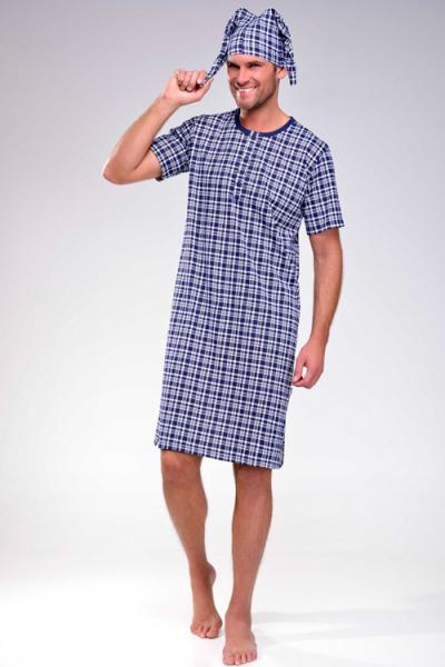 Ночные рубашки мужские KOSZULKA TARO 108 FILIP SS16 Одежда для сна и дома Польша