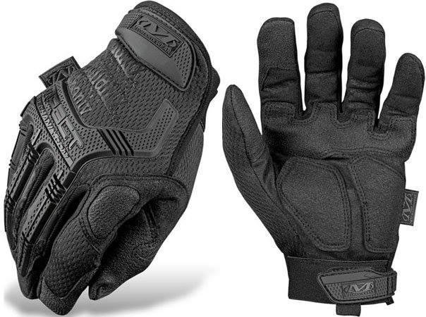 Тактические перчатки Mechanix Contra PRO. - Black (Mex-black-XL)