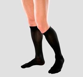Гольфы антиварикозные мужские 3 сильной компрессии с открытым носком, Rxfit