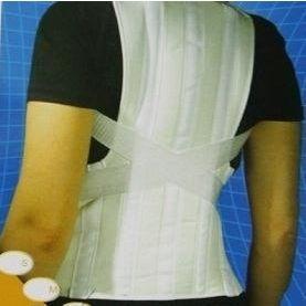 Корректор осанки взрослый ортопедический с двумя ребрами жесткости Тиса