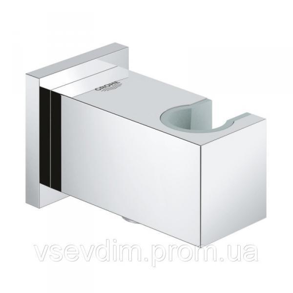 Grohe Euphoria Cube 26370000 подключение для душевого шланга