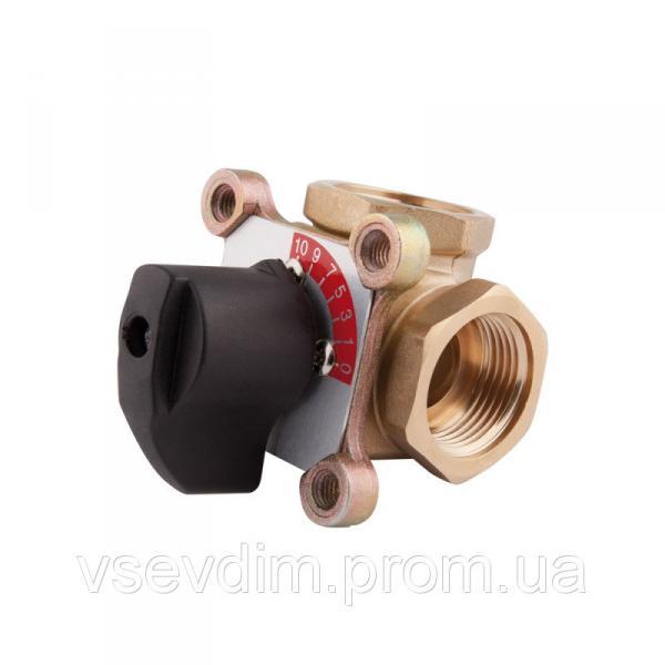 SD Ручной 3-х ходовой клапан 11/4'' SD363W32