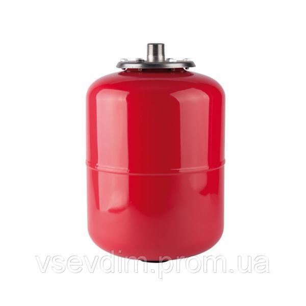 Расширительный бак для системы отопления WOMAR WM -V19 L. (круглый )