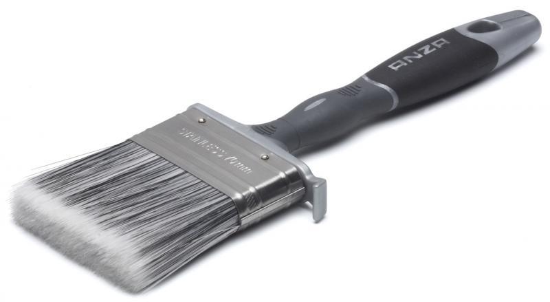 Кисть ANZA Platinum плоская (149570), 70мм