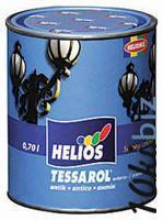 Эмаль по металлу HELIOS TESSAROL Antik, антрацит, 2,5л купить в Ивано-Франковске - Эмали