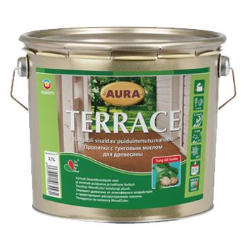 Масло для террас ESKARO AURA Terrace, 0,9л