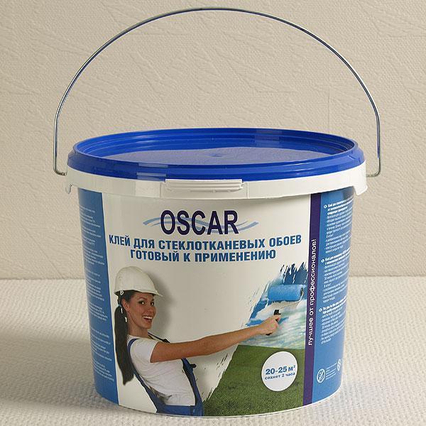 """Клей для стеклообоев """"Oscar"""", 5кг, готовый к применению"""
