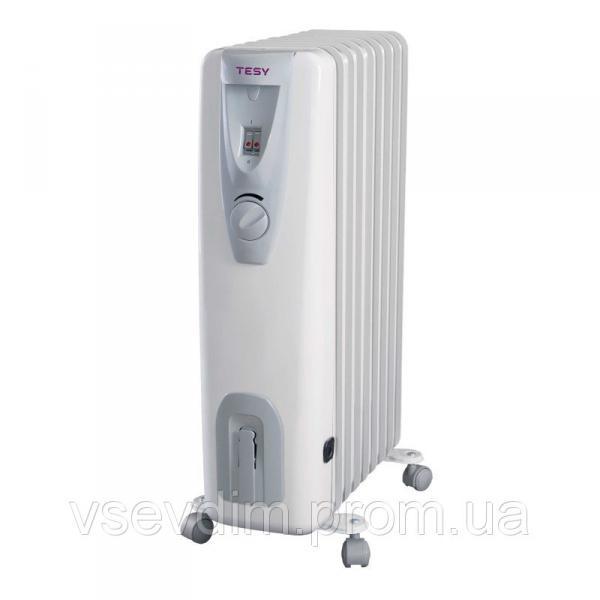 Эл.маслянный радиатор TESY10 секций 2,5 кВт (СС 2510 Е05R)