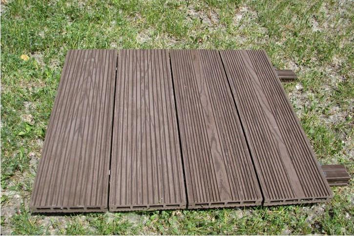 Террасная доска «Lite Wood» Венге