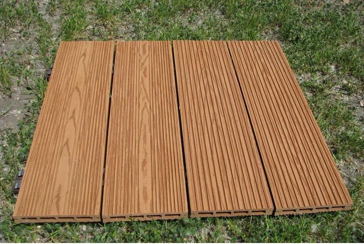 Террасная доска «Lite Wood» Натур