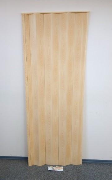 Дверь гармошка ( Ширма)  - Сосна 820х2030мм.