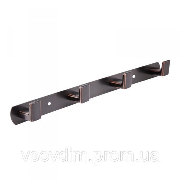 GF Italy (BLB)/S- 2614-4 держатель полотенец 4 крючка