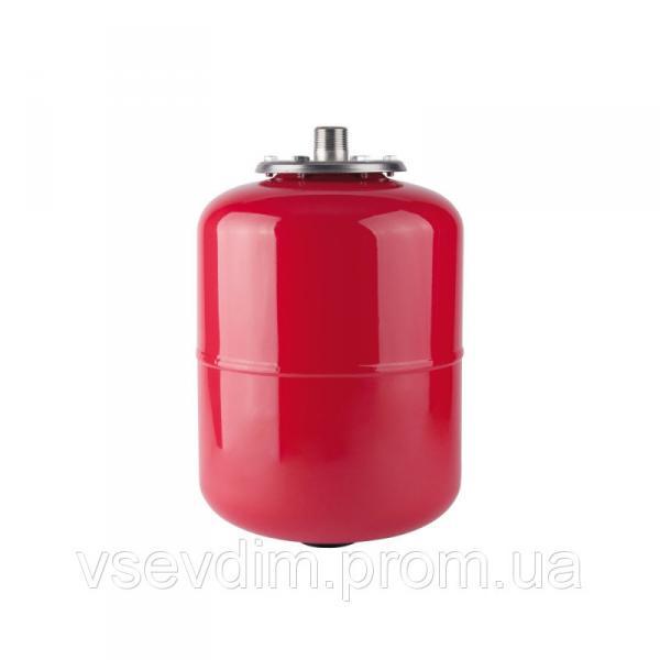 Расширительный бак для системы отопления WOMAR WM -V12 L. (круглый )