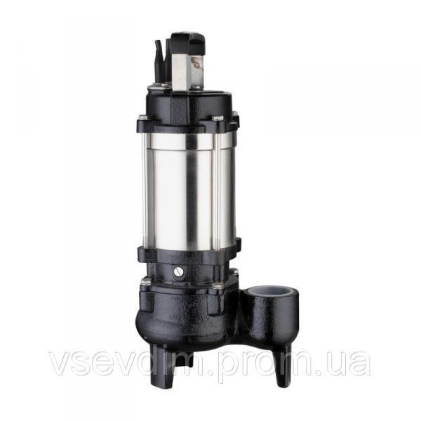 Насос фекальный TAIFU WQD 17-5-0.75 SA ( 0,75 кВт ) корпус нерж.